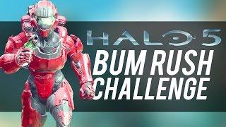 Halo 5 - Bum Rush Challenge! (TRW Multiplayer Challenges #1)