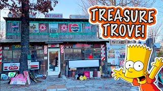 The Flea Market OF MY DREAMS!