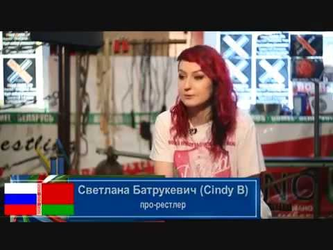 ZERO1 Belarus TV news (Cindy B)