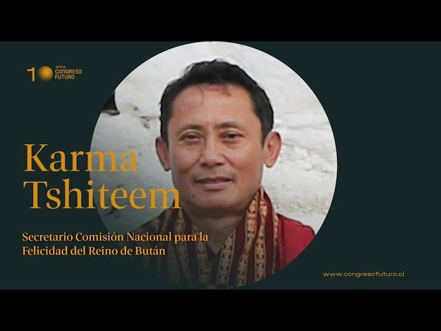 Karma Tshiteen | Indicadores en jaque | Congreso Futuro 2021
