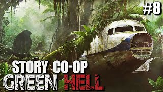 SURVIVING AT A JUNGLE AIRPORT (Green Hell | Story Co-op)(8)
