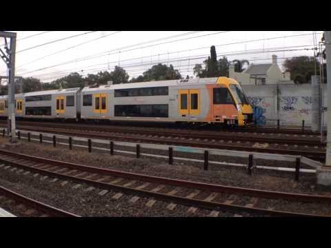 Sydney Trains Vlog #6 Macdonaldtown