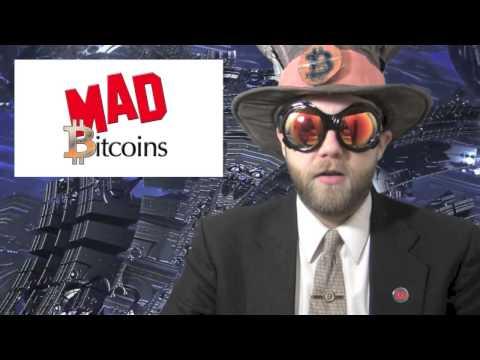 Bitcoin Swaps! -- Gyft adds Walmart -- AuroraCoin Airdrop Begins!