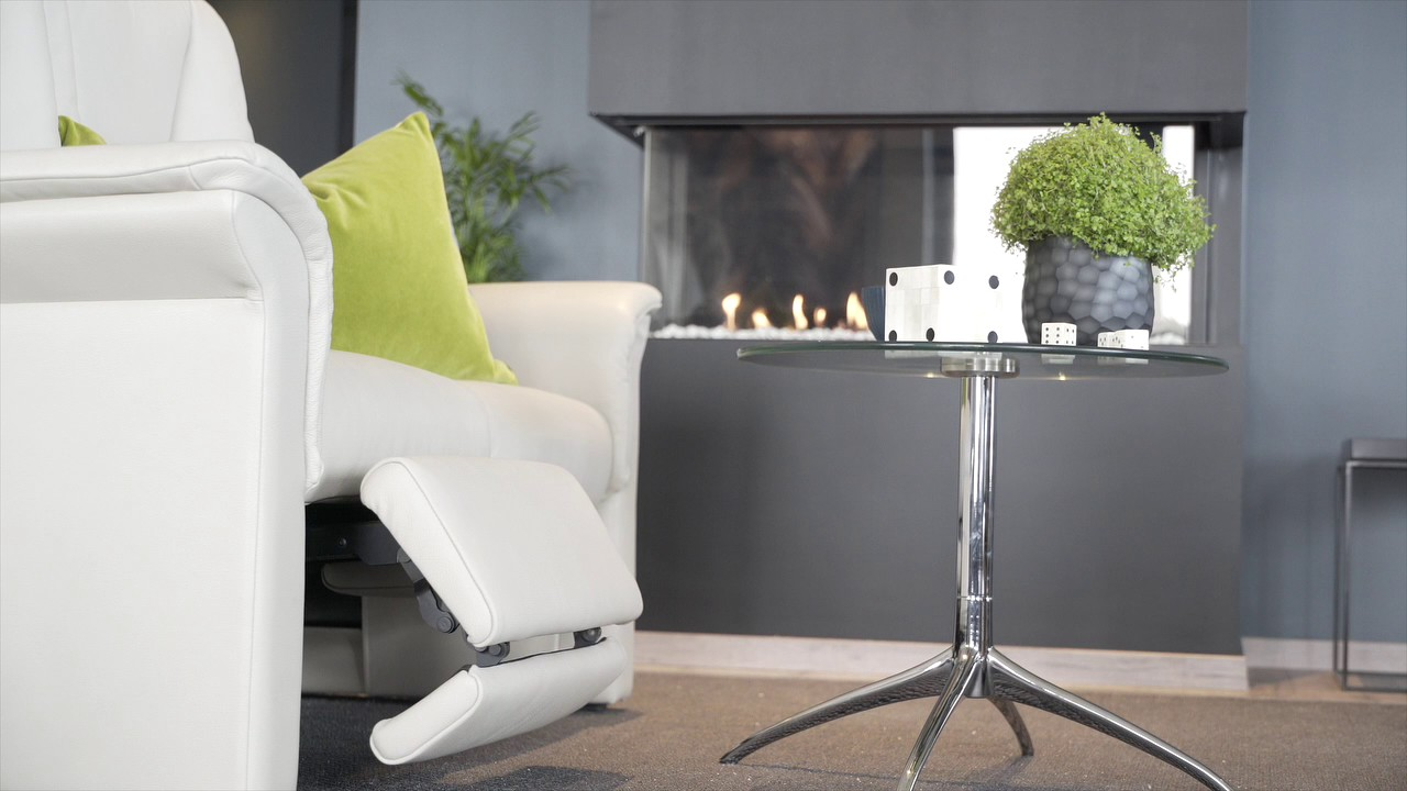 canap stressless lux et fauteuil live avec repose pied int gr youtube. Black Bedroom Furniture Sets. Home Design Ideas