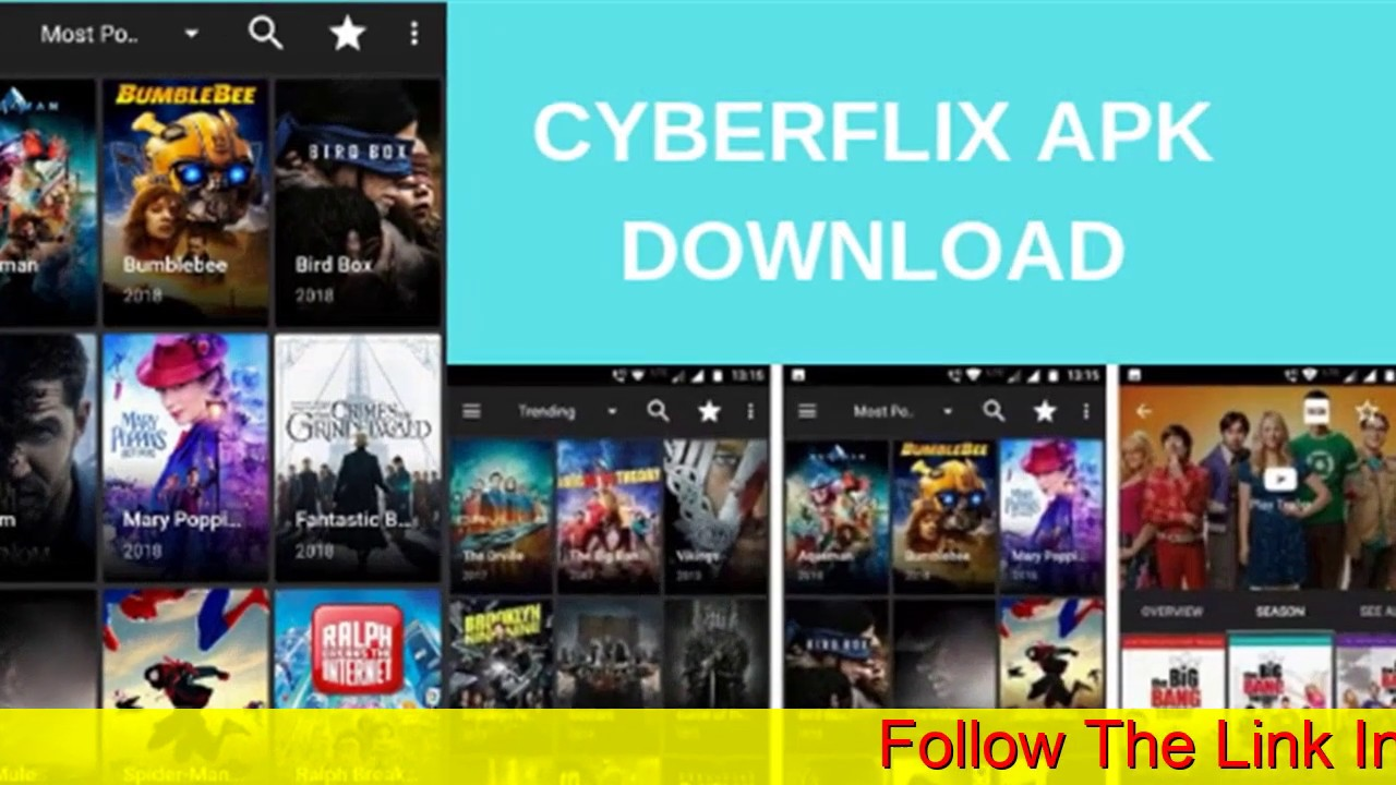 Cyberflix Tv Apk 3 1 1 Download Install The Latest Kodi