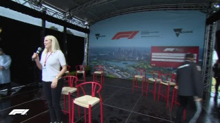 F1 Live - Australian Grand Prix Fan Forum