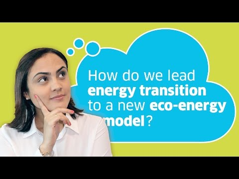 How to lead energy transition to a new eco-energy model?