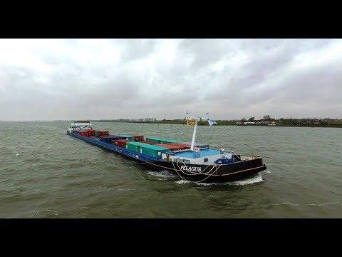 Inland dry cargo vessel Pelagus