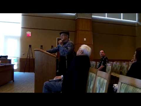 Part 7: DOI Native Hawaiian Recognition Hearing in Connecticut August 7, 2014