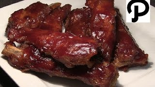 oven baked bbq spare ribs how to make barbecue pork ribs in the oven