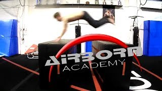 Trip to Airborn Academy Pro Jam 2014