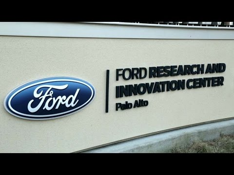 Ford's New Innovation Center - Autoline This Week 1923