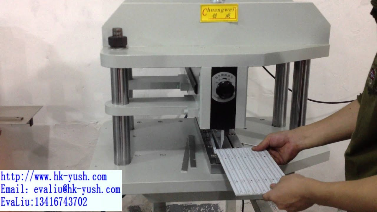 Pcb Lead Cutting Machine Youtube Circuit Router 0 400 Mm S