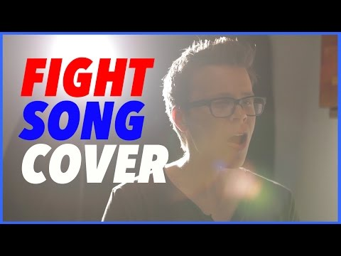 Rachel Platten | Fight Song Cover (Matt Slays)