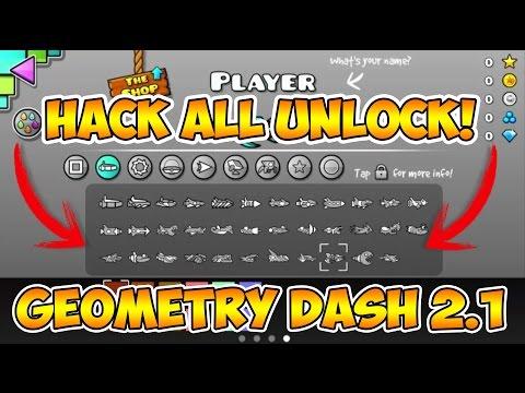 geometry dash 2.1 apk download hack