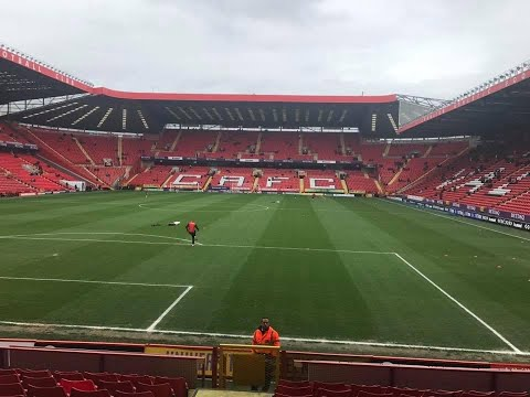 Charlton Athletic Vs Rotherham United - Match Day Experience