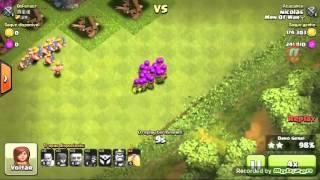 clash of clans #farm 2 (nick gamer)