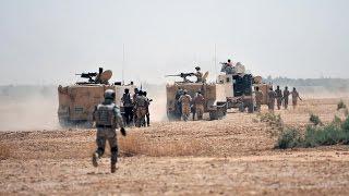 عمليات الموصل تشهد تقدما في يومها الاول
