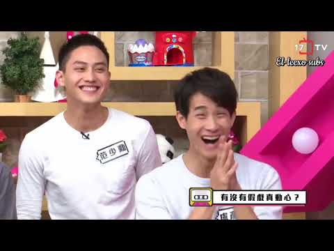 [Eng Sub] 20180320 For Your Entertainment - HIStory 2 Crossing the Line cast