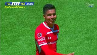Resumen | Toluca 3 - 1 Veracruz | LIGA Bancomer MX - Clausura 2019 - Jornada 9
