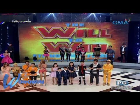 Wowowin: The fifth monthly finalist winners