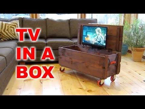 How to Hide a TV in Plain Sight