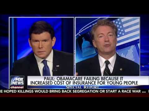 Rand Paul Unveils His Brilliant Replacement Plan for Obamacare