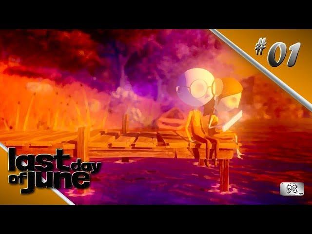 MIT EINER BLUME IM HAAR 💖 Let's Play LAST DAY OF JUNE #01