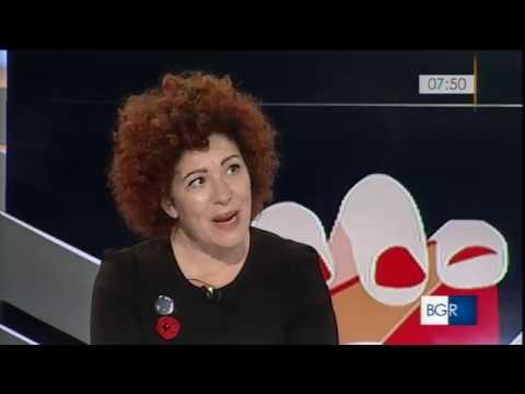 A Buongiorno Regione Toscana Elena Bardi
