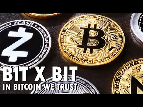 Bitcoin Movie: Bit X Bit | In Bitcoin We Trust | Cryptocurrencies | Documentary | Digital Money