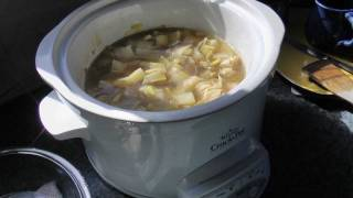 Sept 20, 2011: Leek And Potato Soup With Chipotle