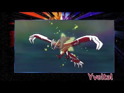 [Live] Shiny Yveltal after 4153 SR's in Pokémon Ultra Moon ...