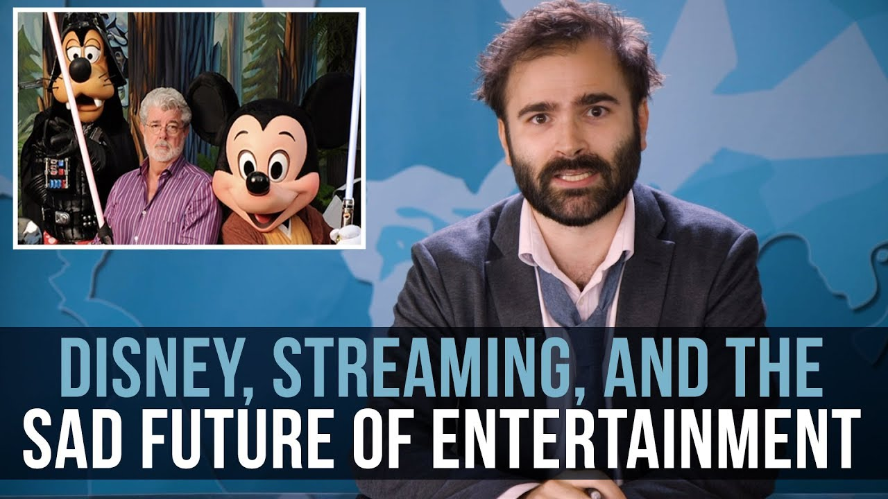 Disney, Streaming, And The Sad Future Of Entertainment - SOME MORE NEWS
