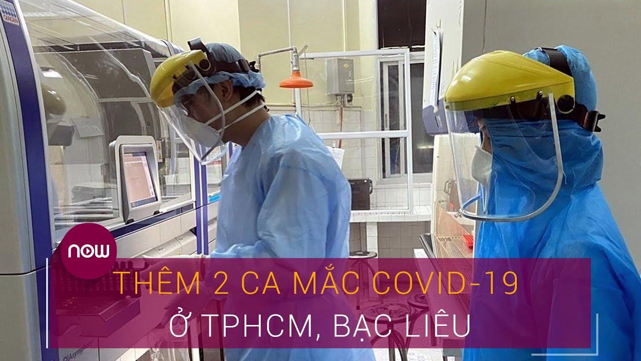 Tin tức về dịch Covid-19 chiều 10/10: Thêm 2 ca mắc Covid-19 ở TPHCM, Bạc Liêu | VTC Now