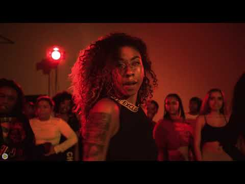 Heat | Chris Brown | Aliya Janell Choreography | Queens N Lettos