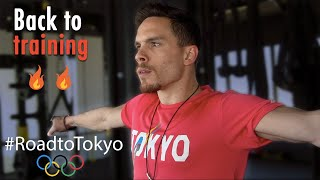 Back to Training | Road to Tokyo 2020