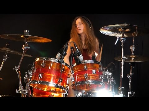 Still Of The Night (Whitesnake); drum cover by Sina