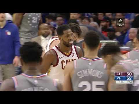 Cleveland Cavaliers vs Philadelphia 76ers : November 23, 2018