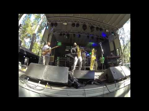 """Funky Armageddon""   Captain Green w/ Khris Royal at Bear Creek Music and Arts Festival"