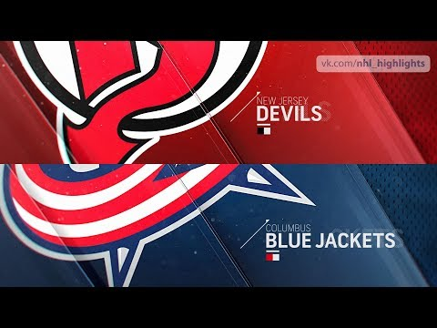 New Jersey Devils vs Columbus Blue Jackets Jan 15, 2019 HIGHLIGHTS HD