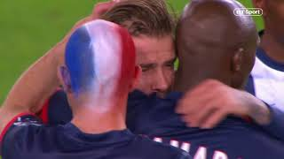 So emotional! David Beckham