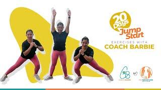 20 DAYS JUMP START EXERCISES!