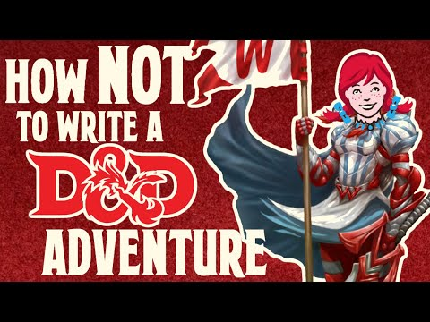 How Not To Write A DnD Adventure: Wendy's Feast Of Legends Review