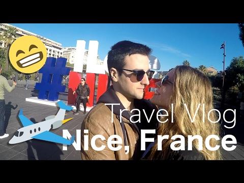 Nice, France - Travel vlog