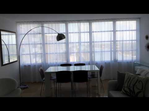 Sheer Drapes by: Artistic Blinds in Miami, FL