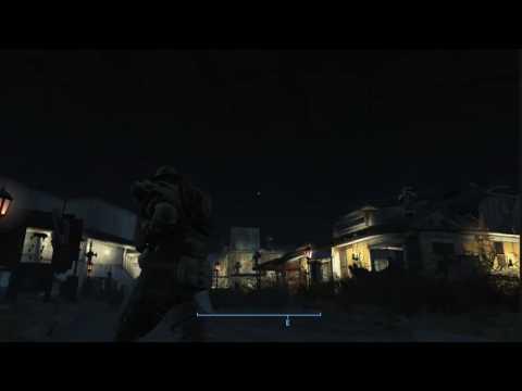 Sanctuary Ziggurat - Interior Tour - Fallout 4