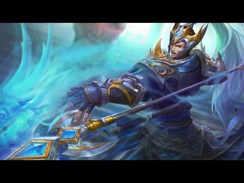 Zilong kills 40 enemies without dying quickly 1 vs 5 (Top Global) || Mobile Legends