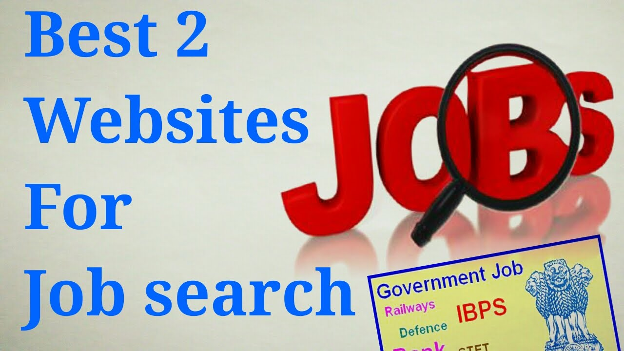 best job search websites - YouTube