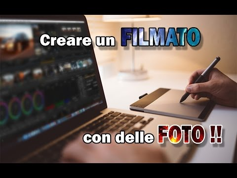 Come fare un video con foto e musica GRATIS !!! ArmaDiskITA