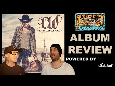 That's Not Metal Review... Danny Worsnop - 'The Long Road Home'
